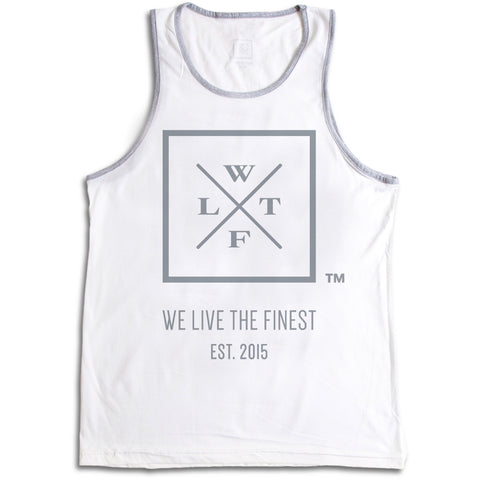 We Live The Finest® Men's Tank