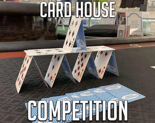 Spinettis: Make Your Own Card House and Win a $20 Gift Card