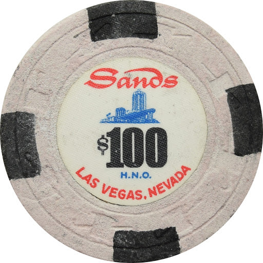 Sands Las Vegas Casino H.N.O. Dig Chips Now Available: All Denominations