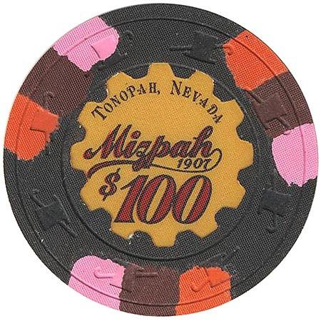 Casinos and Casino Chips from Tonopah, Nevada