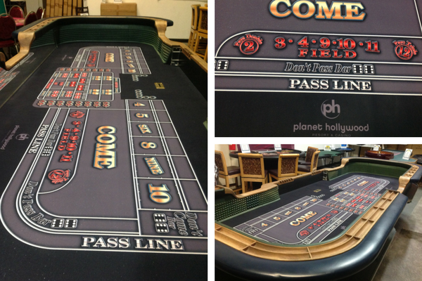 New Low Prices on Our Casino Gaming Tables