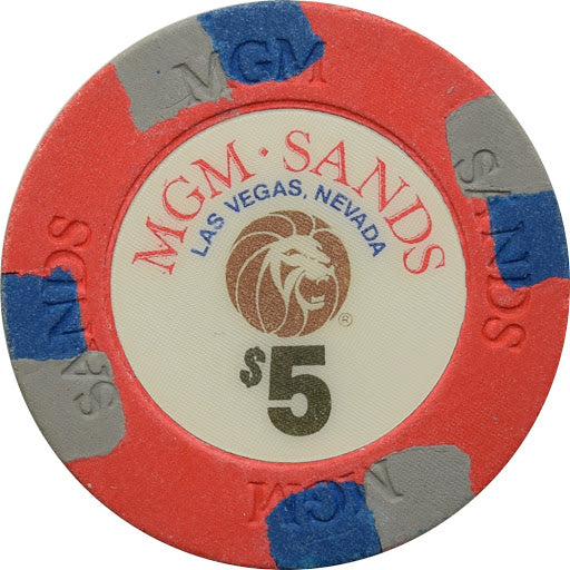 Las Vegas History Series: A History of MGM, New Chip Collection
