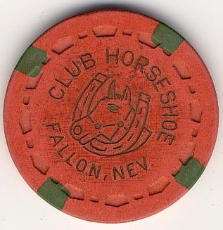 Some Casino History and Casino Chips from Fallon, Nevada