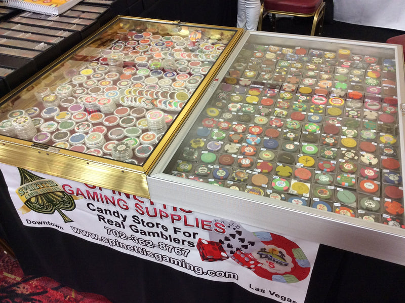 Spinettis at The Casino Collectible Show Next Week at South Point Hotel and Casino