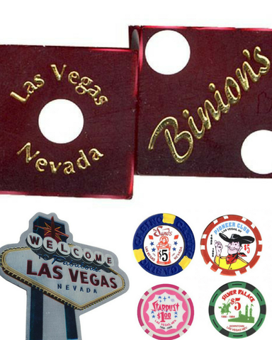 Five Holiday Las Vegas/Casino Gift Options for $5 or Less