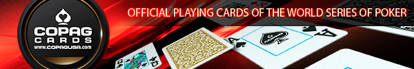 Copag Official Playing Cards of the World Series of Poker