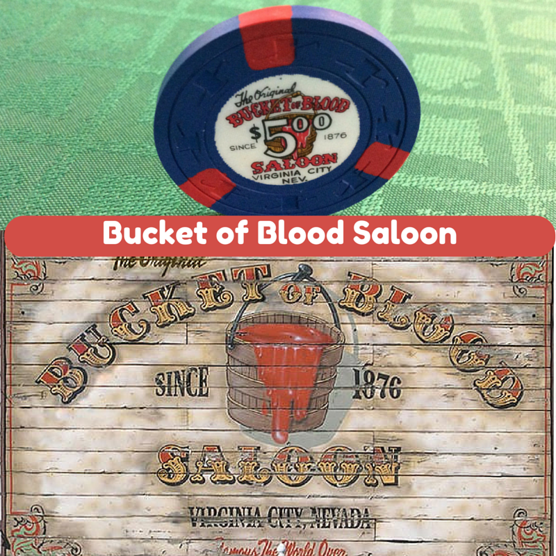 Bucket of Blood Chip
