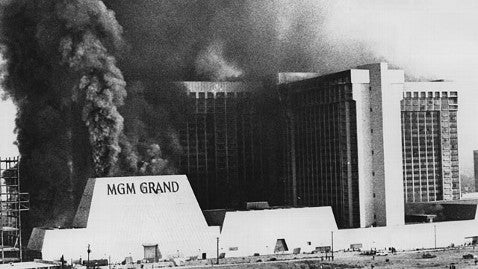 MGM Hotel Fire