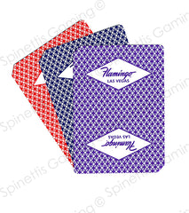 Flaming Hotel & Casino Used Casino Cards
