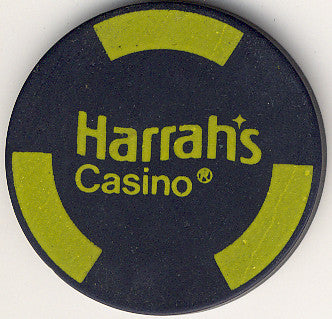 Harrah's navy chip - Spinettis Gaming - 2