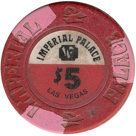 Imperial Palace $5 chip