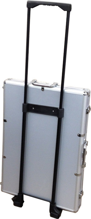 1000 Wheeled Aluminum Chip Case