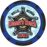 Brothel Donna's Ranch Chip - Spinettis Gaming - 2