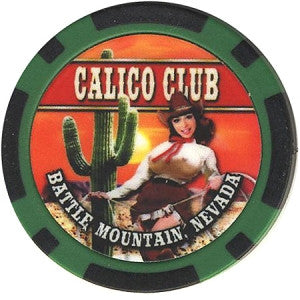 Brothel Calico Club Chip