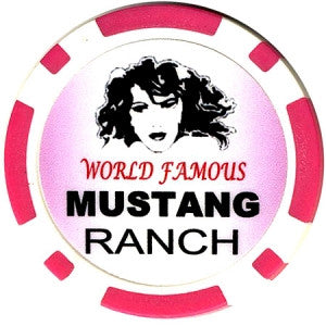 Brothel Mustang Ranch Chip - Spinettis Gaming - 1