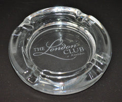 Aladdin London Club Hotel and Casino Ashtray Las Vegas Nevada