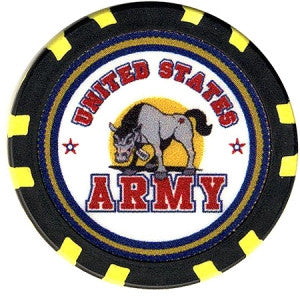 US Army Chip - Spinettis Gaming - 1