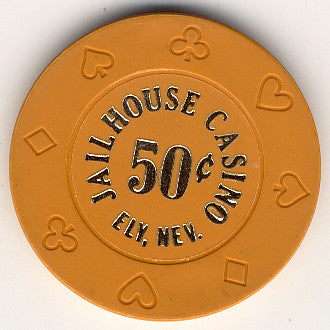 Jailhouse 50cent (orange) chip