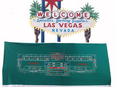 New Generic Casino Style Craps Layout 12ft - Spinettis Gaming - 1