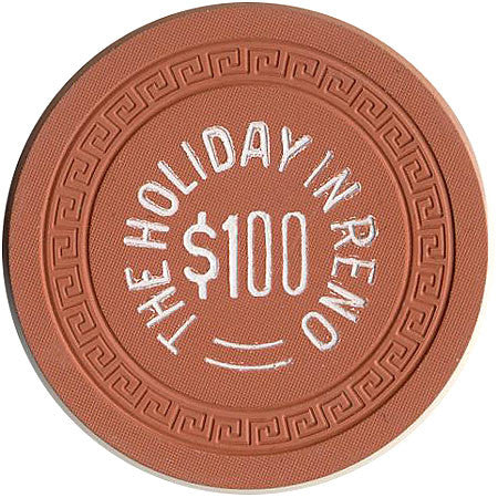Holiday Casino $100 chip