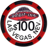 Orbit Inn $100 Chip - Spinettis Gaming - 2
