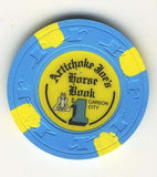 Artichoke Joes Casino Horse Book $1 Chip - Spinettis Gaming - 1