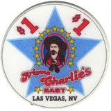 Arizona Charlies Casino, East Las Vegas NV $1 Casino Chip - Spinettis Gaming - 2