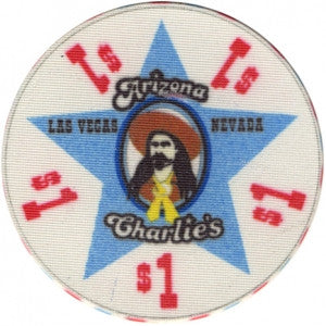 Arizona Charlies Casino, Las Vegas $1 Casino Chip