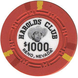 Harolds Club $1000 chip - Spinettis Gaming - 2