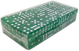 100 New 18mm Dice - Spinettis Gaming - 6