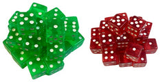25 New 18mm Dice - Spinettis Gaming - 1