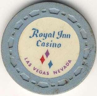 Royal Inn Casino (Lt. Blue) chip