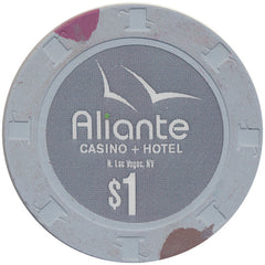 Aliante, North Las Vegas NV $1 Casino Chip - Spinettis Gaming