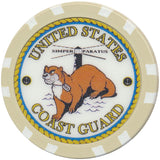 US Coast Guard Chip - Spinettis Gaming - 4