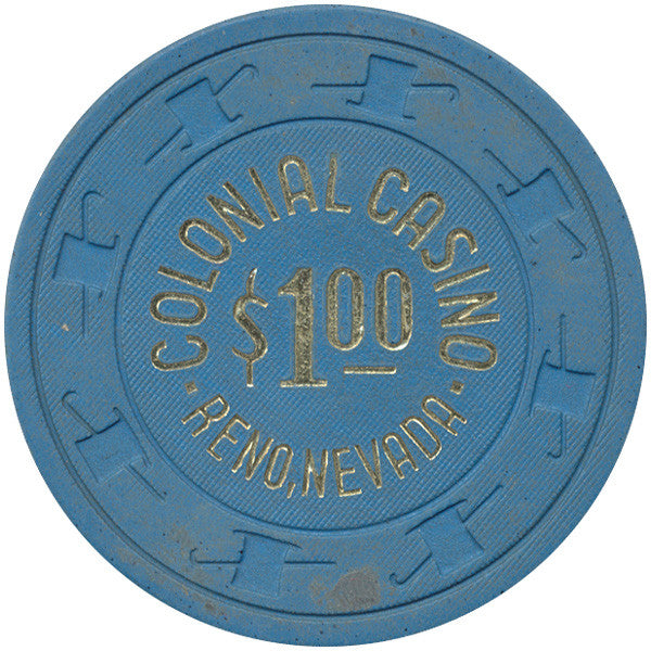 Colonial Casino $1 Chip