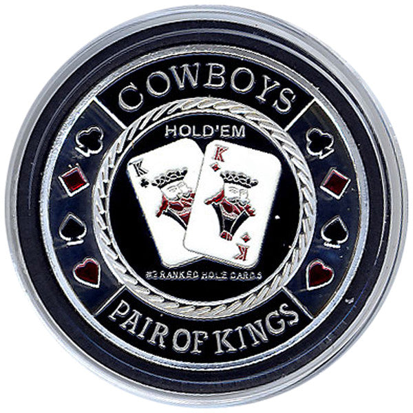 Card Guard  Cowboys (Pair Of Kings) Card Guard - Spinettis Gaming - 3