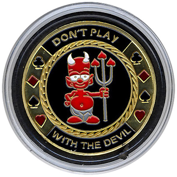 Card Guard Don't Play With The Devil Card Guard - Spinettis Gaming - 4
