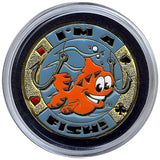 Card Guard I'm A Fish Card Guard - Spinettis Gaming - 4
