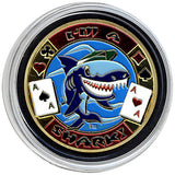 Card Guard I'm A Shark Card Guard - Spinettis Gaming - 4