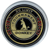 Card Guard No Limit Tournament Donkey Card Guard - Spinettis Gaming - 4