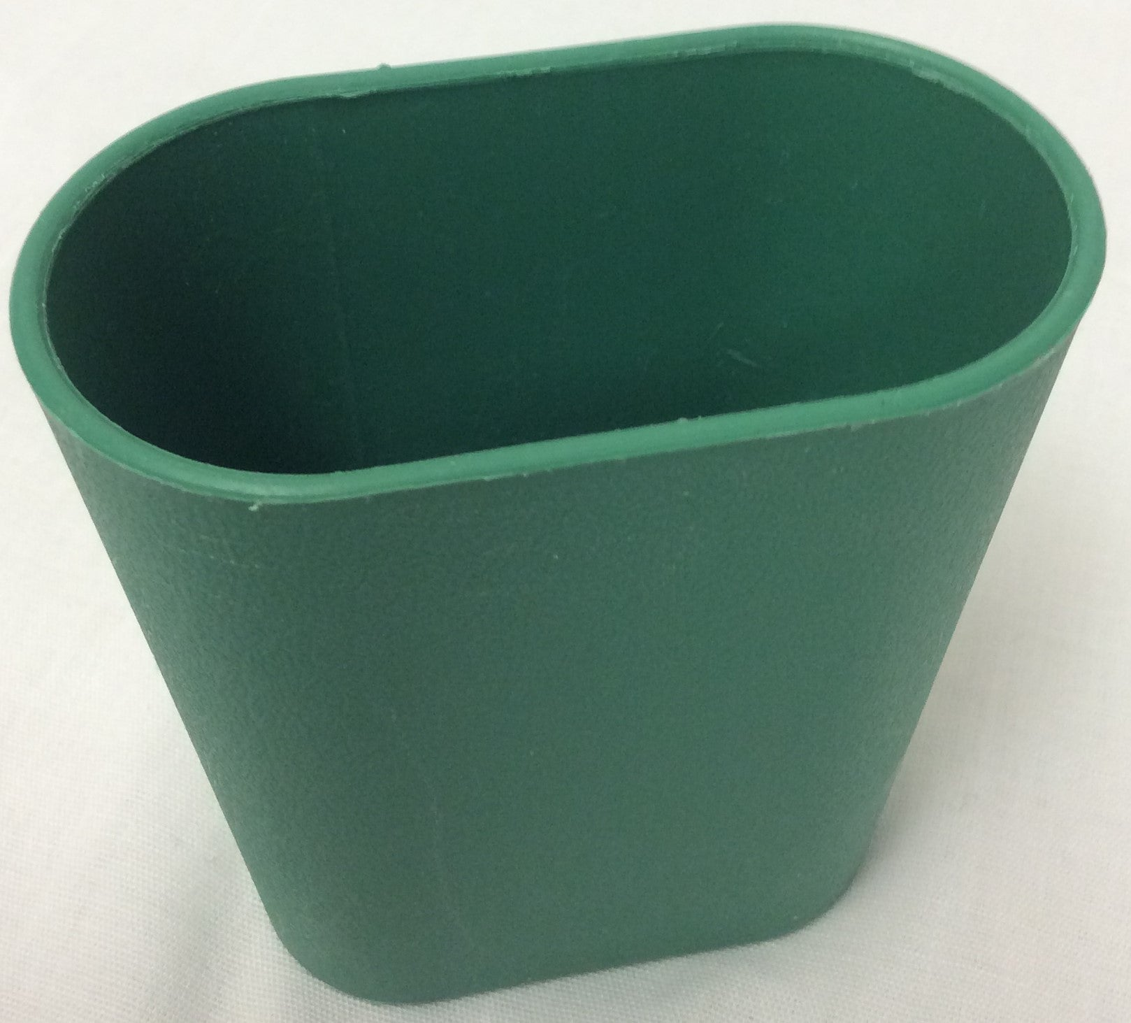 Dice cup plastic green - Spinettis Gaming