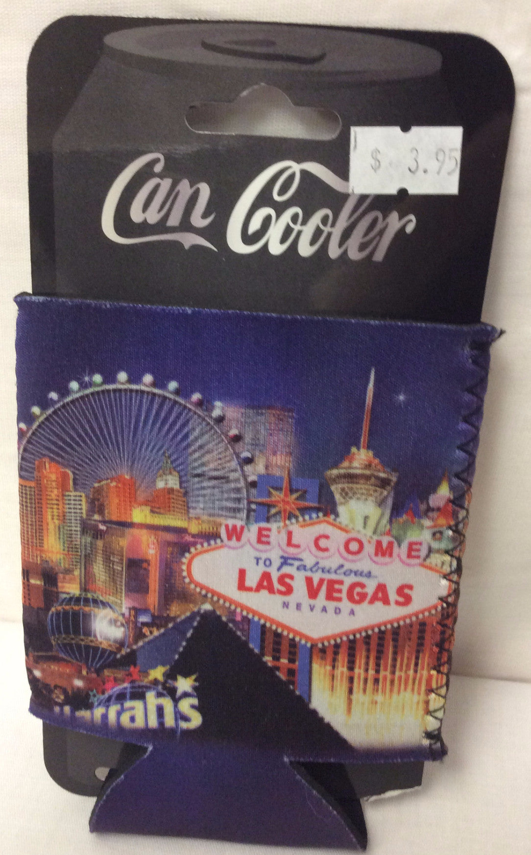 Can Cooler / Cozy / Las Vegas Blue Skyline - Spinettis Gaming