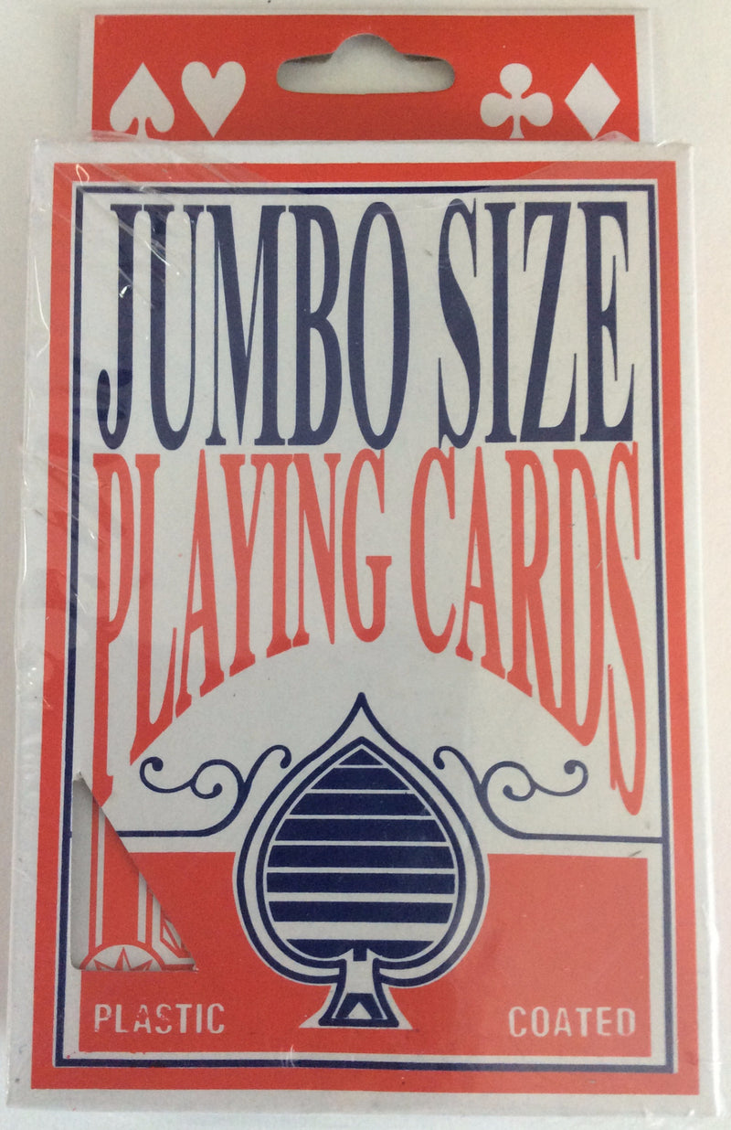 Jumbo Playing Cards - Spinettis Gaming - 2