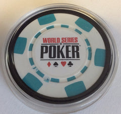 Card Guard WSOP Card Guard Commemorative Chip - Spinettis Gaming - 1