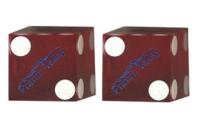 Primm Valley Used Casino Dice, Pair - Spinettis Gaming - 3