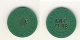 Allen Boyd Club 50cent Chip - Spinettis Gaming