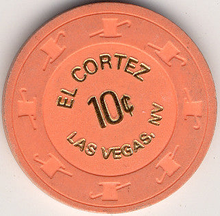 El Cortez 10 (orange 1970s) Chip