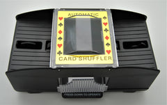 Automatic Playing Card Shuffler 1- 2 Decks Battery Operated