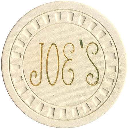 Joe's Casino Hawthorne NV 10 Cent Chip 1948