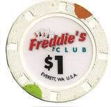 300 Freddies Club Casino Paulson Chips Set - Spinettis Gaming - 3